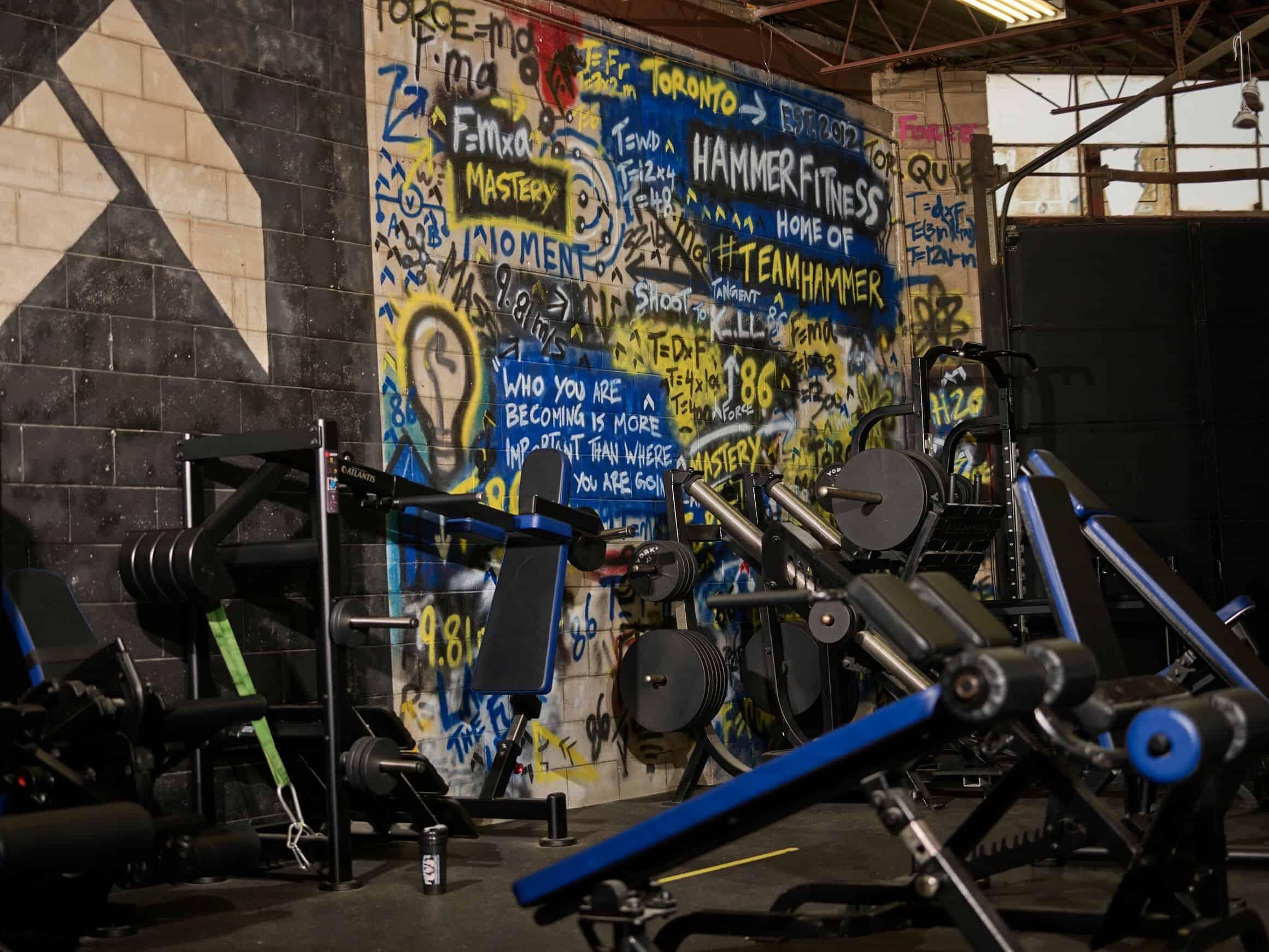 Hammer Fitness Blog